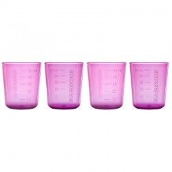 4 BABYCUP multicolore