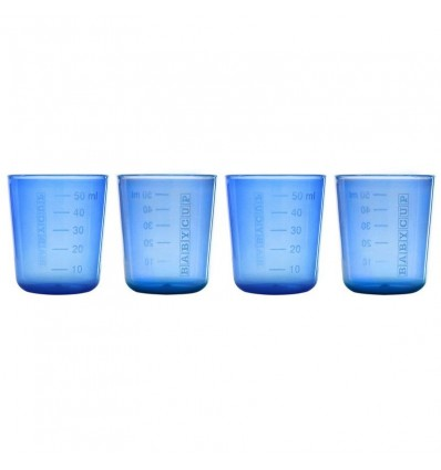 4 BABYCUP bleus