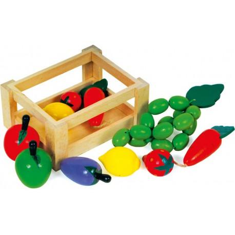Caisse à légumes