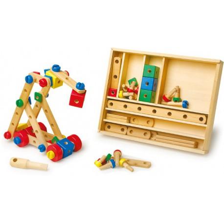 Boîte de construction