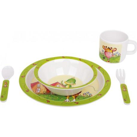 """Vaisselle pour enfants """"Tobi et Lilly"""""""