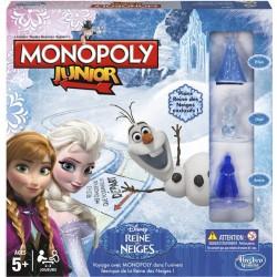 """Monopoly junior """"La Reine des Neiges"""""""