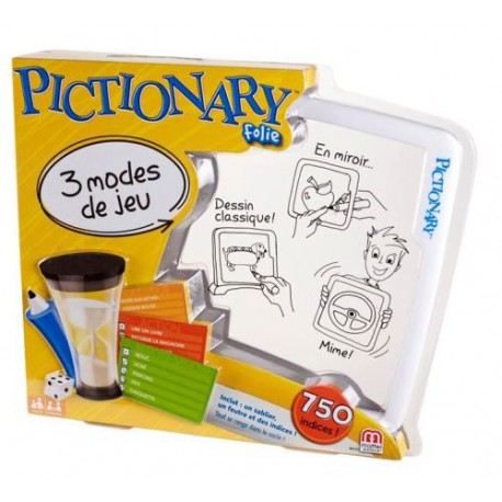 Pictionary Folie