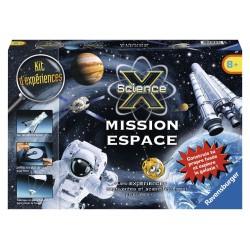 """Kit d'expériences """"Mission Espace"""""""