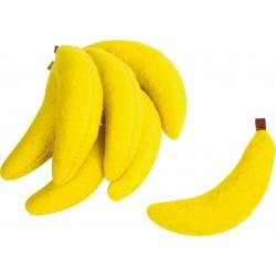 Bananes en feutrine