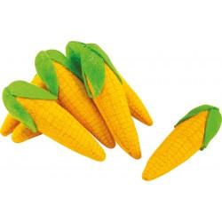 Epis de maïs en feutrine