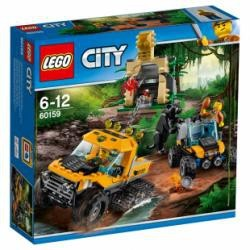 Lego City l'excursion dans la jungle