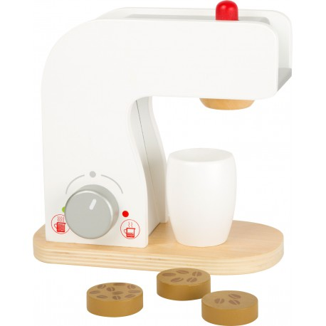 Machine à café pour la cuisine d'enfants