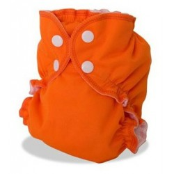 Couvre couche orange taille 2