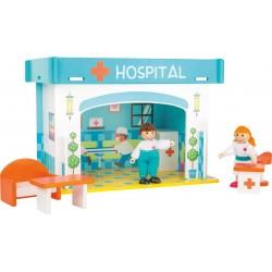Monde de jeu hôpital et accessoires