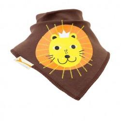 Bavoir bandana Funky Giraffe - Le Roi Lion