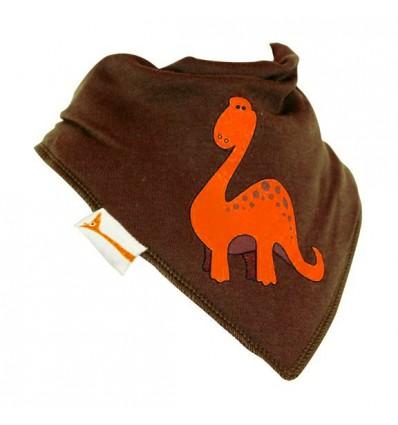 Bavoir bandana Funky Giraffe - Diplo Dino