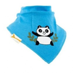 Bavoir bandana Funky Giraffe - Panda